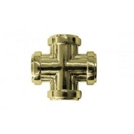 Krzyżak bez taśmy Z-15 złoto